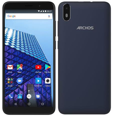 Archos Access 57 4G: una nueva línea económica con Android Go que llegará en octubre por 80 euros
