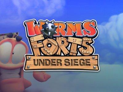 Llévate Worms Forts: Under Siege por la patilla y por tiempo limitado en GOG