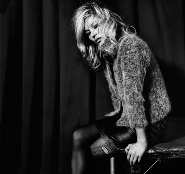 Foto de Kate Moss para TopShop Otoño-Invierno 2009/2010 (8/9)