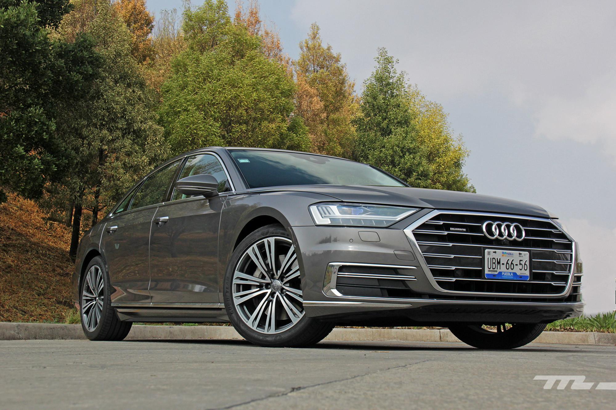 Foto de Audi A8 55 TFSI (8/22)