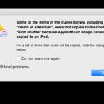 Si te preguntas si los nuevos iPod nano y shuffle soportan Apple Music, la respuesta es no
