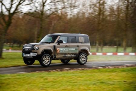 Land Rover Defender 2020 Toma Contacto 022