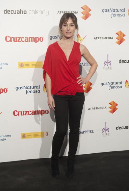 Marta Etura Festival Cine de Málaga 2014 presentacion