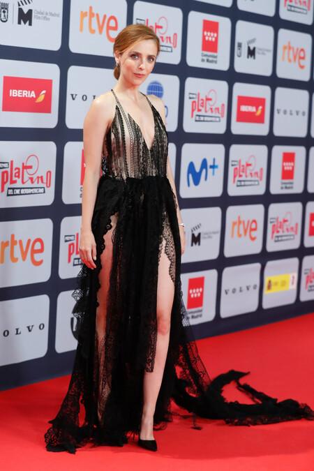 Premios Platino 2021 Leticia Dolera