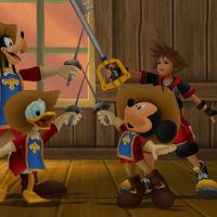Kingdom Hearts HD 2.8 Final Chapter Prologue llegará en diciembre y lo celebra con un nuevo tráiler