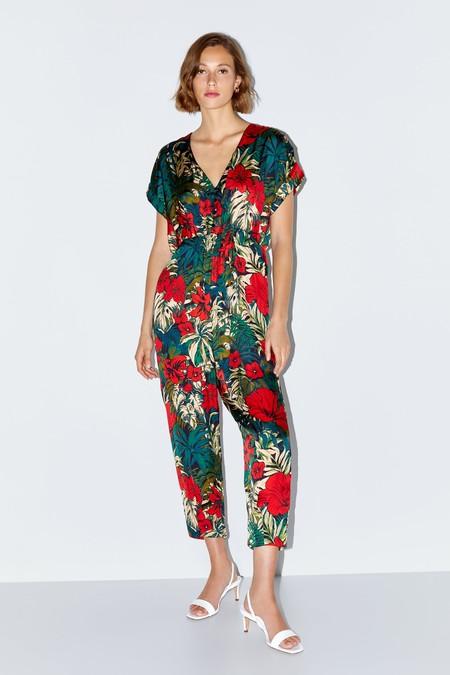 Zara Estampado Floral 11