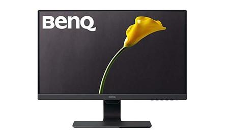BenQ GW2480E, un monitor de 24 pulgadas que, esta semana, en PcComponentes, nos sale un poco más económico, por 109 euros
