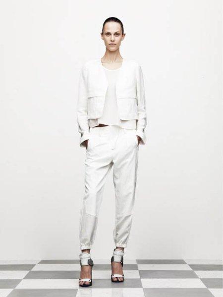 Blanco Alexander Wang