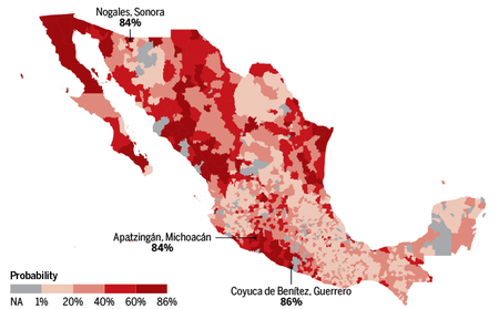 Mexico Fosas