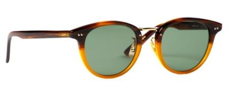 Globe Specs, las gafas de sol bicolores de este año
