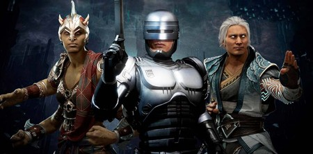 RoboCop se une a la sangrienta batalla como nuevo personaje de 'Mortal Kombat 11' en su expansión 'Aftermath'