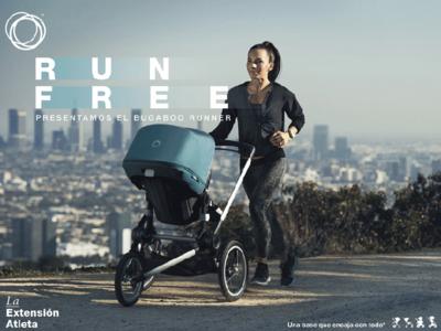 Asistimos a la presentación del Bugaboo Runner, el nuevo coche para padres que corren