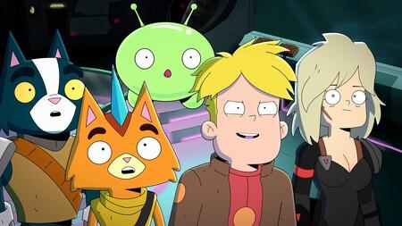 Final Space Temporada 3