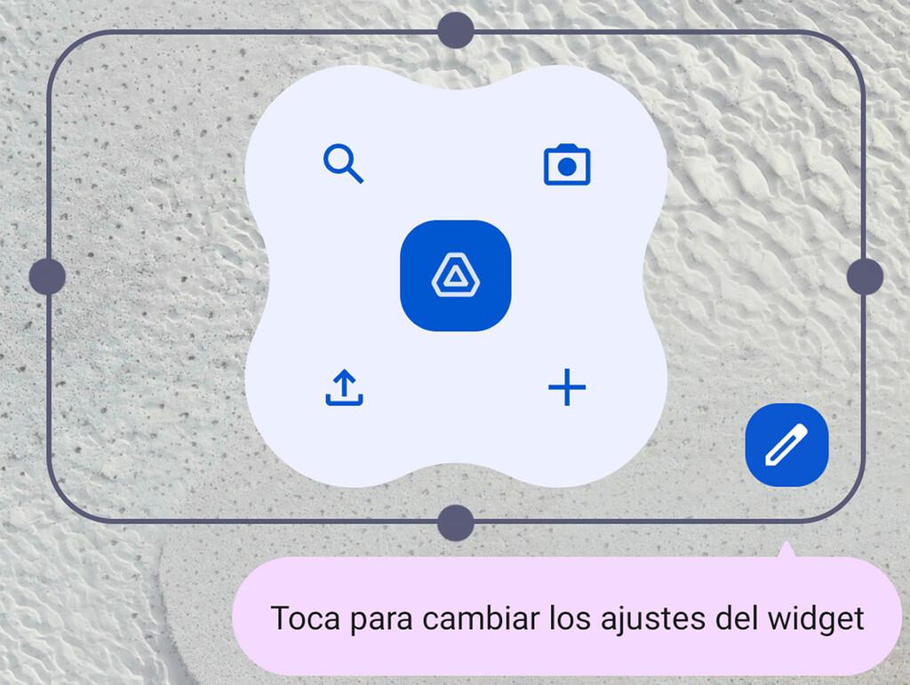 Android 12 tiene un modo más fácil de reconfigurar los widgets de la pantalla de inicio