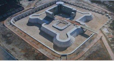 Castillo del renacimiento y bunker de la guerra civil en Madrid