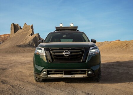 Nissan Pathfinder 2022 1600 0b