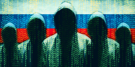 Russia Hacking Group