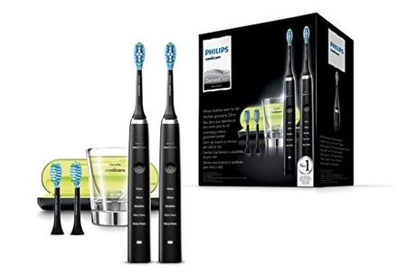 El set de dos cepillos de dientes eléctricos Philips Sonicare Diamond Clean HX9354/38 está rebajado a 169,99 euros en Amazon