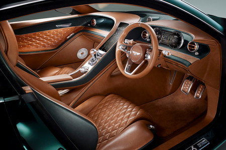 Bentley Exp 10 Speed 6 Interior
