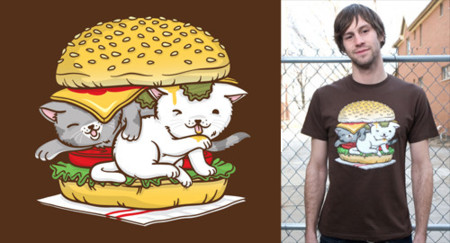 Camiseta 'Catburger'