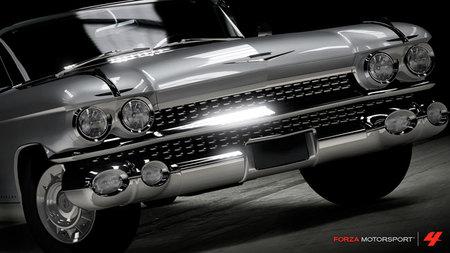 'Forza Motorsport 4' recibe otro DLC. ¿Alguien quiere conducir un Cadillac Eldorado de 1959?