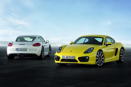 Primeras imágenes del nuevo Porsche Cayman (actualizada)