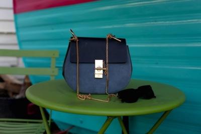 Drew, (otro) bolso de Chloé que triunfa en las calles