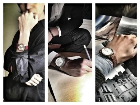 Relojes BOCA MMXII, diseño italiano y artesanía mexicana