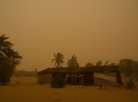 La metáfora del extranjero y la llegada de la gran tormenta