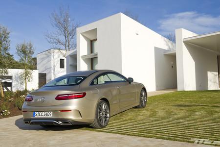 Mercedes-Benz Clase E Coupé, toma de contacto