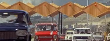 Así de bien nos vendieron las autopistas de peaje allá por el año 1972
