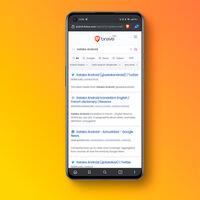 Brave abandona a Google y ya usa su propio motor de búsqueda en iOS y Android