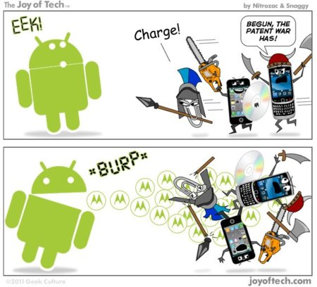 Viñeta de Joy of Tech