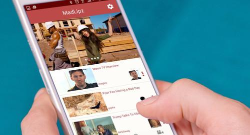Cinco aplicaciones para crear vídeos graciosos que compartir con tus amigos
