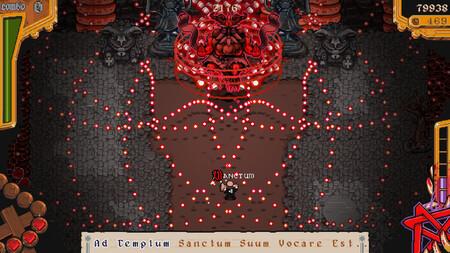 The Textorcist está para descargar gratis en la Epic Games Store y te lo quedas para siempre