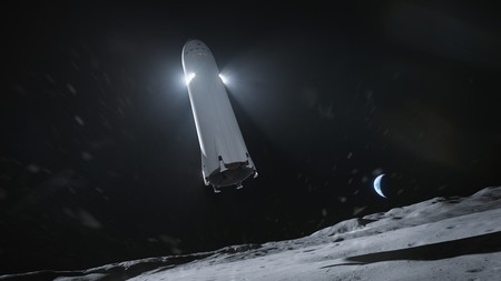 Spacex Artemis