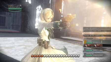 Resonance Of Fate Hd 4k 02
