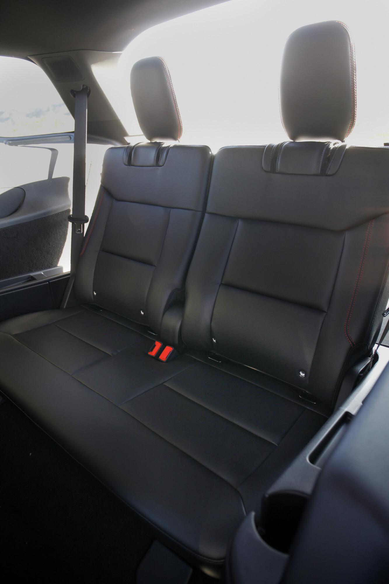 Foto de Ford Explorer 2020 - prueba (103/115)
