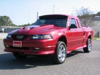 Atrocidades en eBay: Muskrat, un Mustang Pick-up 200% americano