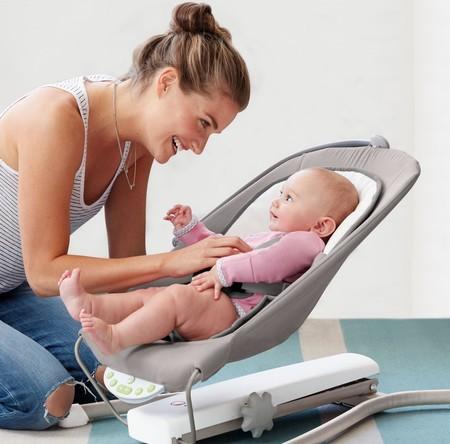 Cómo utilizar de forma segura las hamacas para bebés