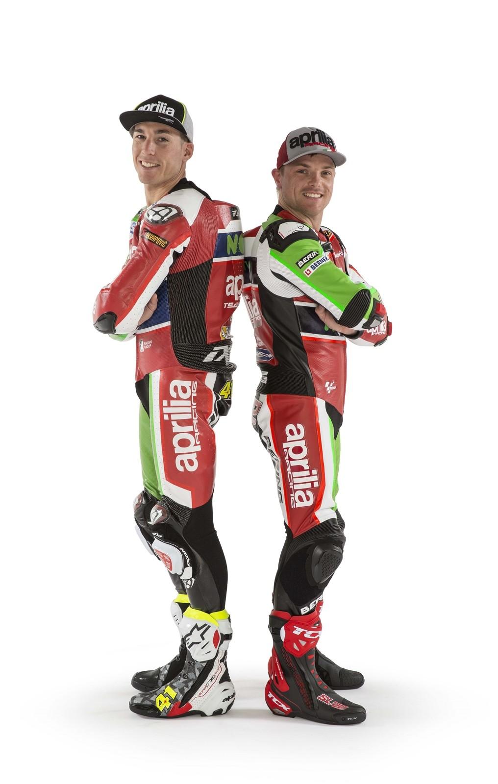 Foto de Aprilia Racing Team Gresini MotoGP 2017 (34/51)