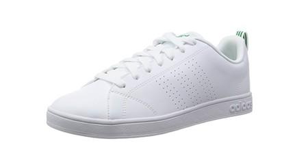 Chollo en Amazon: las zapatillas Adidas Vs Advantage en blanco cuestan sólo 29,95 euros con envío gratis