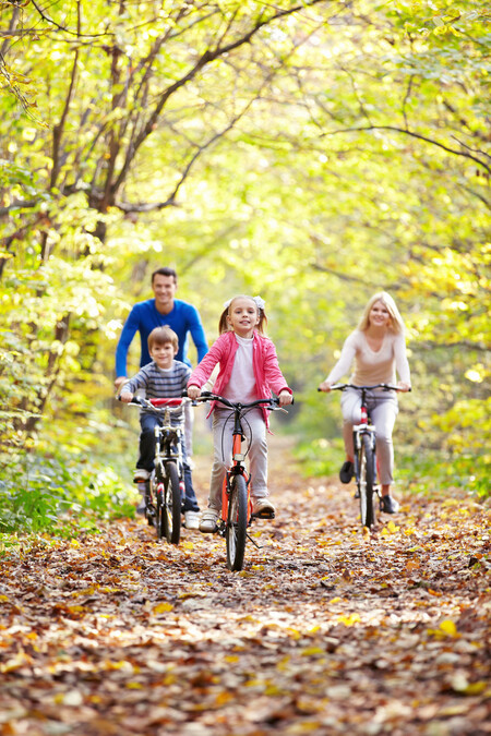 Familia Bicicleta