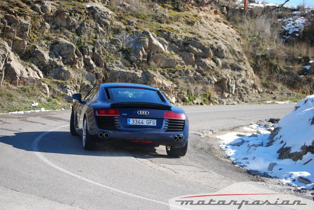 Foto de Audi R8 4.2 FSI R tronic (prueba) (8/50)