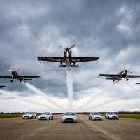 Aston Martin Wings Series, porque a veces no hacen falta alas para volar