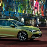 Más fotos del Volkswagen Golf 8: una nueva filtración lo deja sin secretos a la vista