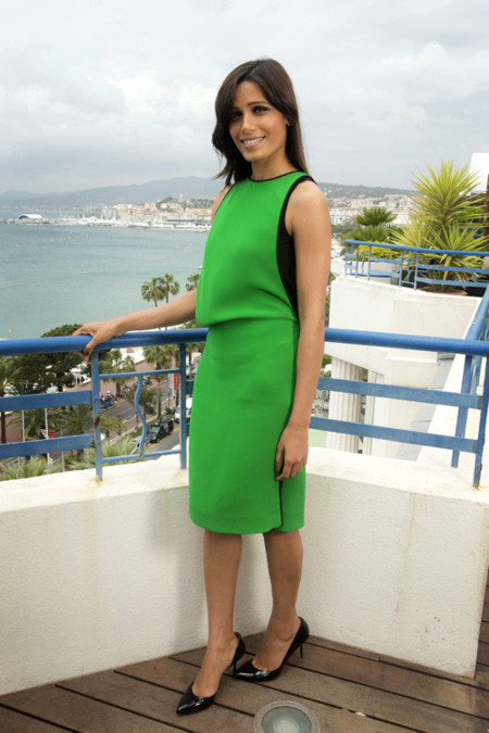 Frida Pinto Cannes 2013