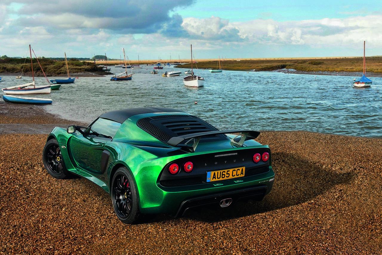 Foto de Lotus Exige Sport 350 (21/21)