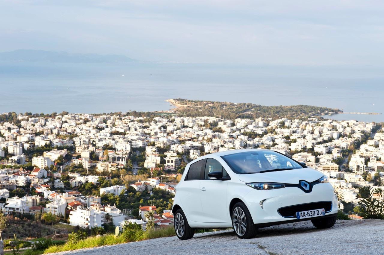 Foto de Renault ZOE (114/151)
