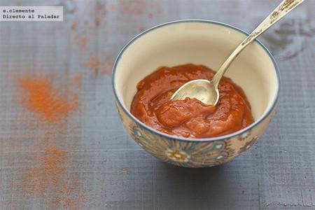 Salsa barbacoa casera receta de cocina f cil sencilla y - Hacer barbacoa casera ...